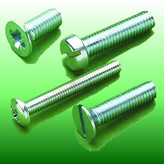 Machine Screws, Pozi Pan, Slot Pan, Slot Countersunk and more
